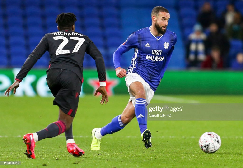 Cardiff City v Reading FC - FA Cup Fourth Round: Replay : News Photo