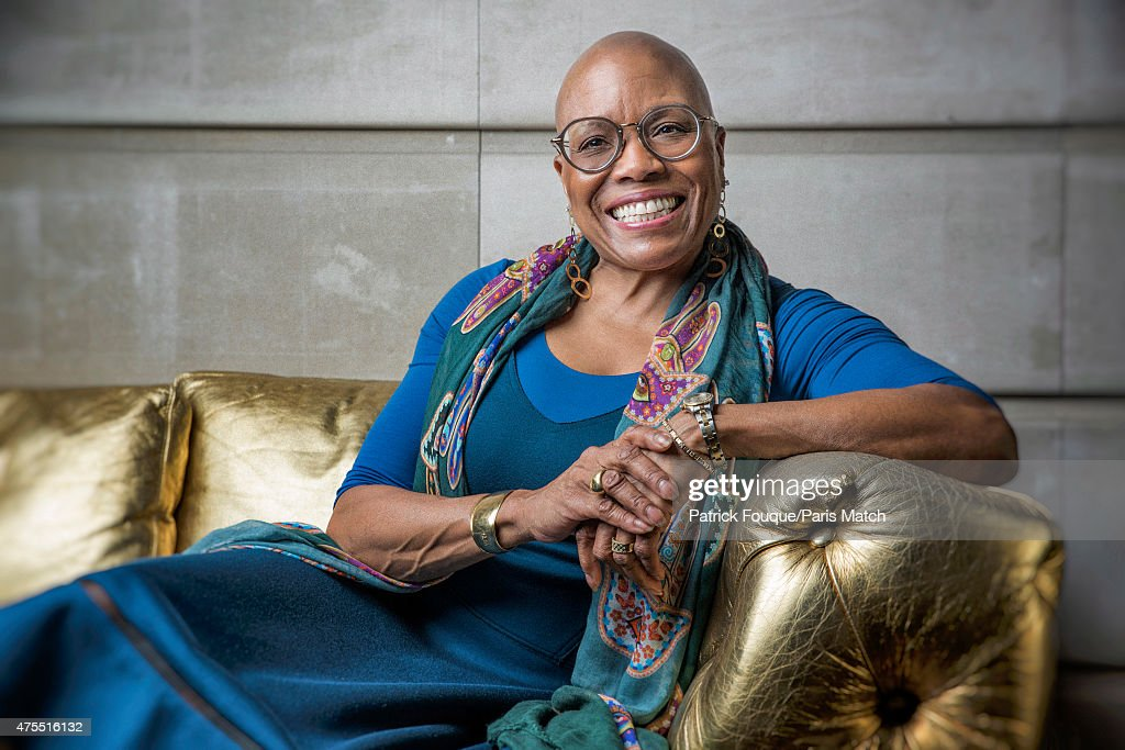 Dee Dee Bridgewater, Paris Match Issue 3445, June 3, 2015