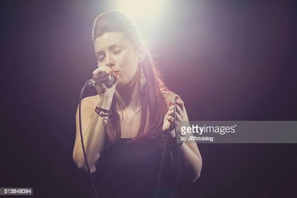 jazz singer, live show