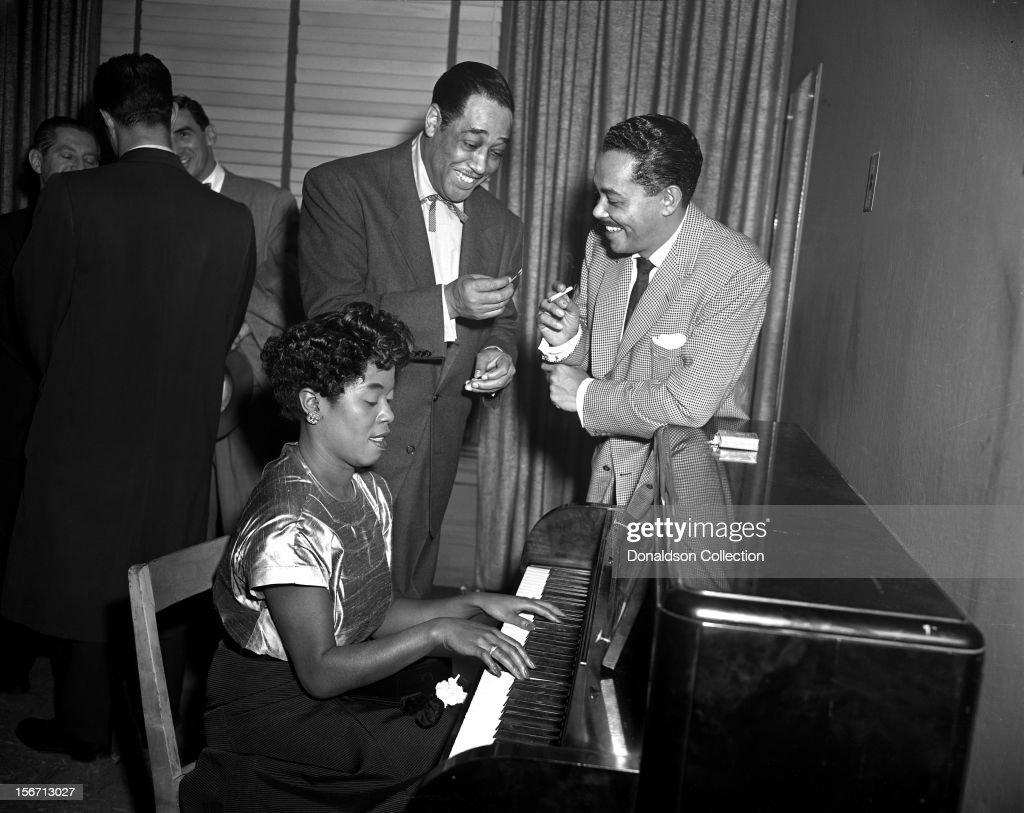 Jazz Legends At Carnegie Hall : Fotografía de noticias