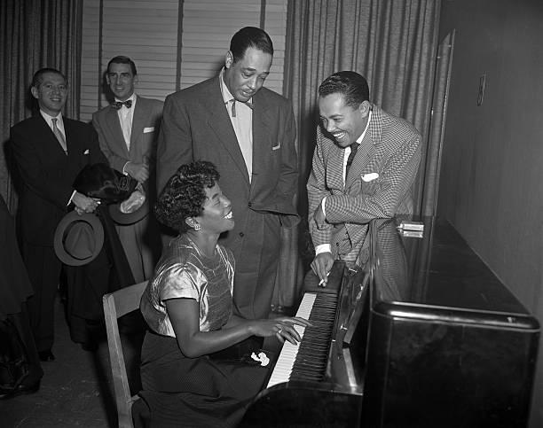 Jazz Legends At Carnegie Hall