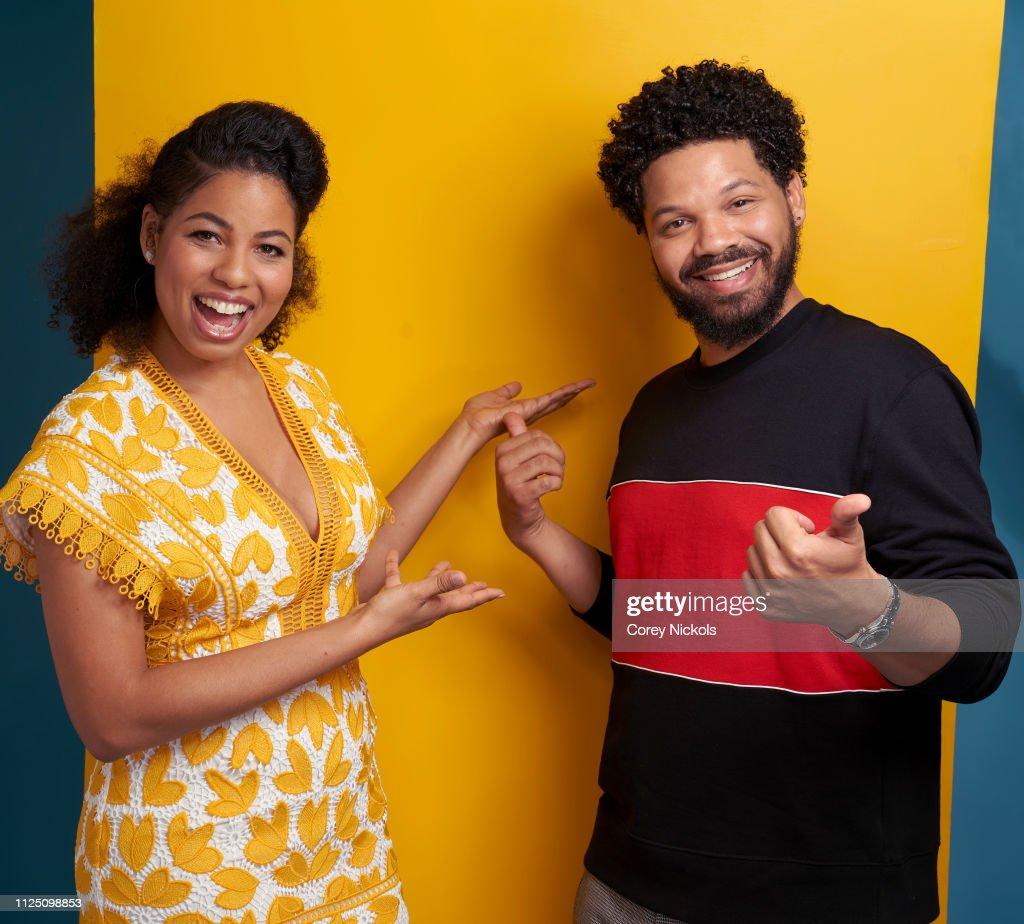 2019 Winter TCA Getty Images Portrait Studio : News Photo