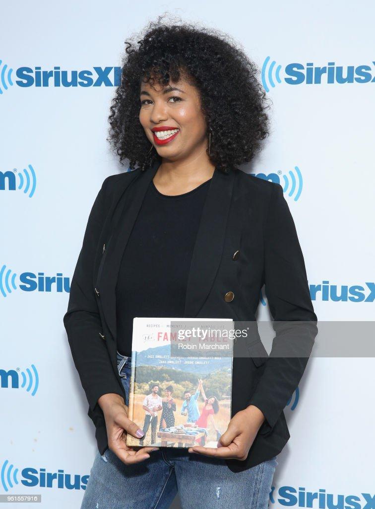 Celebrities Visit SiriusXM - April 26, 2018 : News Photo