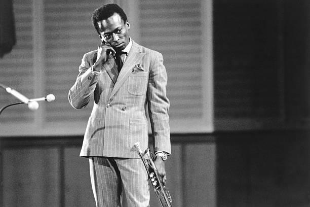 Miles Davis In Germany