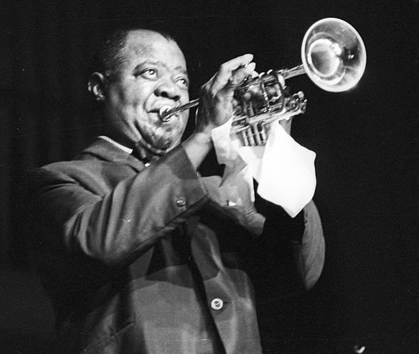 Louis Armstrong At Ann Arbor