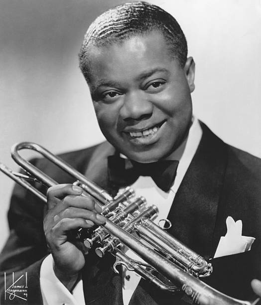 Photo of Louis Armstrong