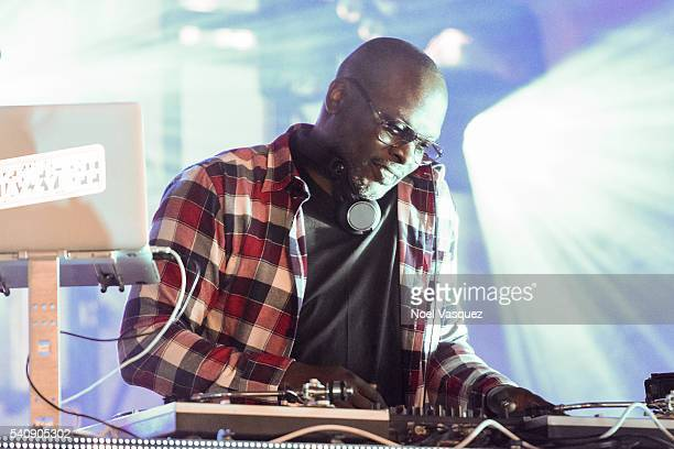 Jazzy Jeff performs at Doritos #MixArcade Day 3 at LA LIVE on June 16 2016 in Los Angeles California