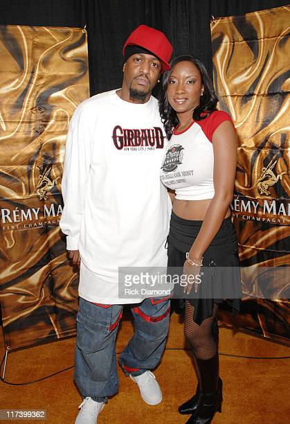 JBo of Youngbloodz and Dirty Girl Model during Radio One Presents 2nd Annual Dirty Awards Red Carpet Arrivals at Georgia International Convention...