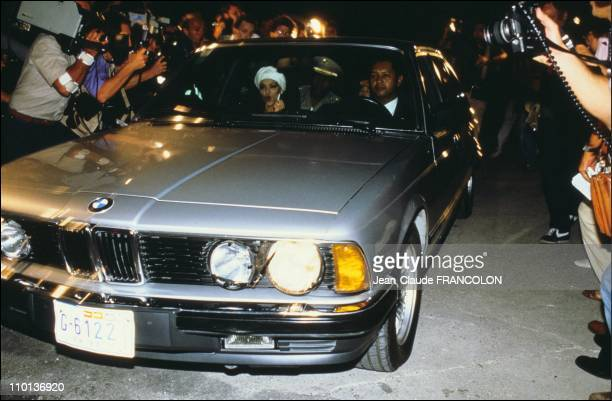 Jcduvalier leaves Haiti on February 06, 1986.