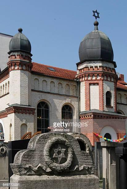 Jüdische Synagoge Halle