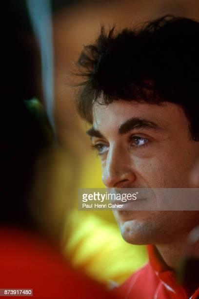 Jean Alesi Grand Prix of Europe Nurburgring 01 October 1995
