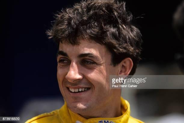 Jean Alesi, Grand Prix of France, Circuit Paul Ricard, 09 July 1989.