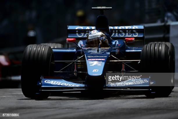 Jean Alesi, Prost-Peugeot AP03, Grand Prix of Monaco, Circuit de Monaco, 04 June 2000.