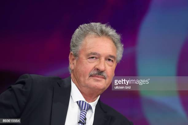 Jean Asselborn in der ZDFTalkshow maybrit illner am in Berlin Merkels TürkeiDeal Kuschen vor Erdoan