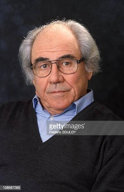 Jean Baudrillard in France in February , 2000.