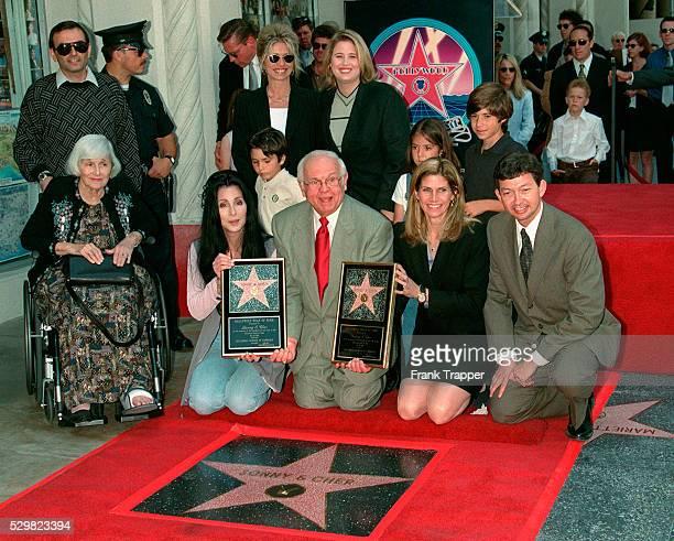 Jean Bono Sonny's mother Cher JGrant MWhitakerLGublerChristie Chastity Chesare Bono