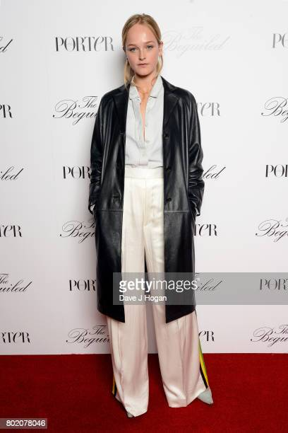 Jean Campbell attends the screening of 'The Beguiled' at Picturehouse Central on June 27 2017 in London England