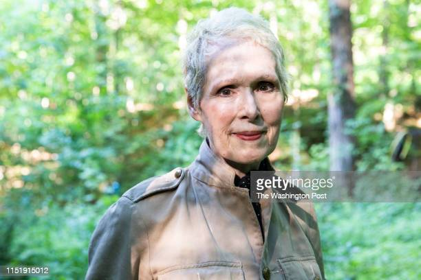 E Jean Carroll at her home in Warwick NY Carroll claims that Donald Trump sexually assaulted her in a dressing room at a Manhattan department store...