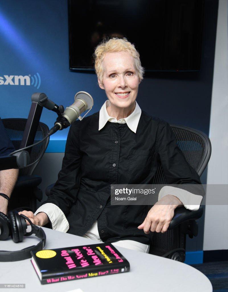 Celebrities Visit SiriusXM - July 11, 2019 : News Photo