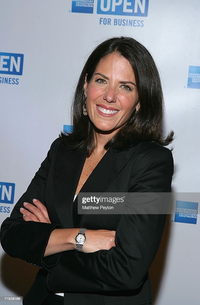 Jean Chatzky, Today Show and Money magazine contributor, attends OPEN from American Express' 'Making a Name for Yourself' at Nokia Theater July 27, 2006 in New York City.