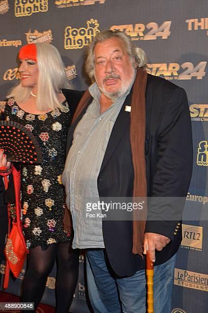 Jean Claude Dreyfus attends the '35th Nuit des Publivores' at Grand Rex September 17 2015 in Paris France