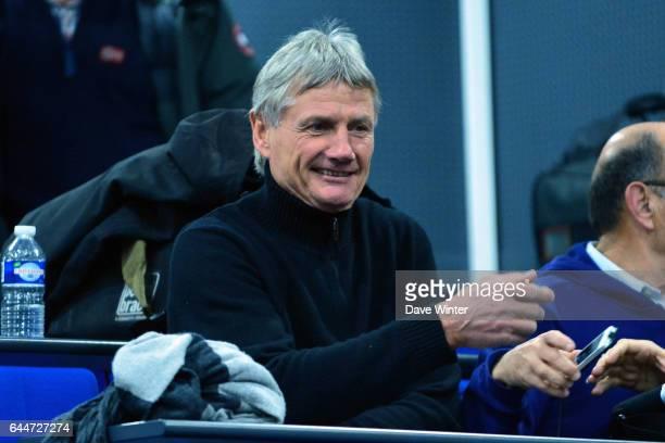 Jean Claude SKRELA - - Annonce de la composition de l'équipe de France , Photo : Dave Winter / Icon Sport