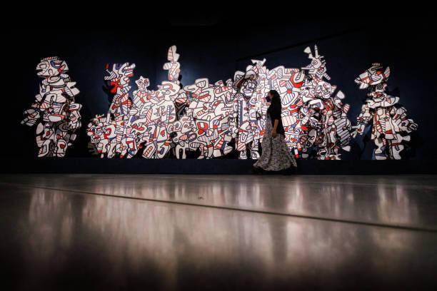 GBR: Jean Dubuffet: Brutal Beauty Barbican Art Gallery