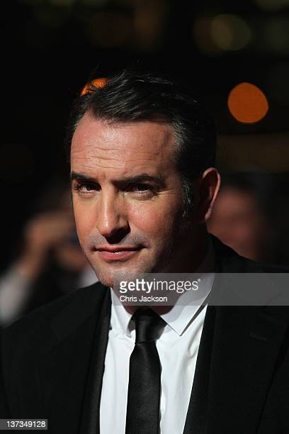 Jean Dujardin attends the London Film Critics' Circle Awards at BFI Southbank on January 19 2012 in London England