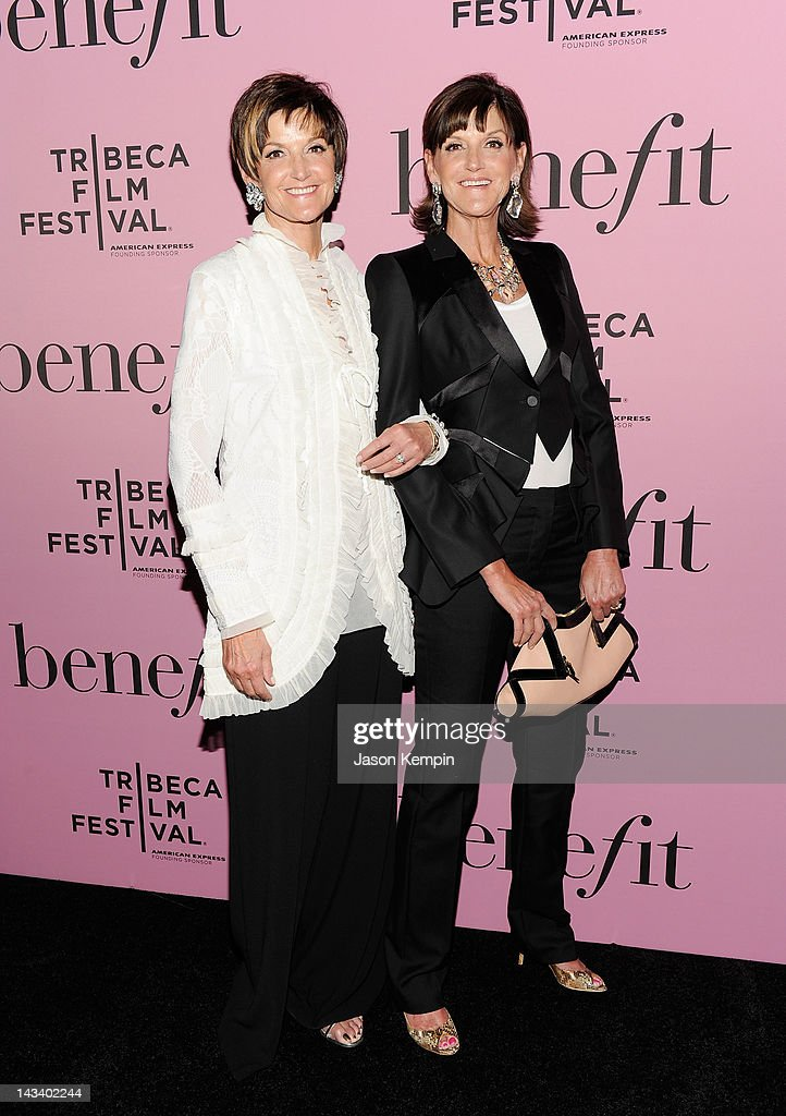 Jean Ford And Jane Ford Attend Benefits Cosmetics Premiere News Photo Getty Images
