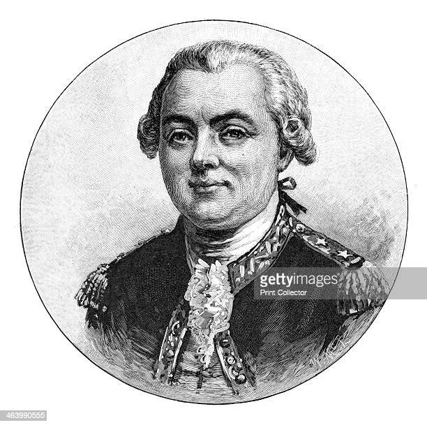 Jean Francois Galaup comte de La Perouse French naval officer and explorer La Perouse commanded a French expedition to explore the Pacific which set...