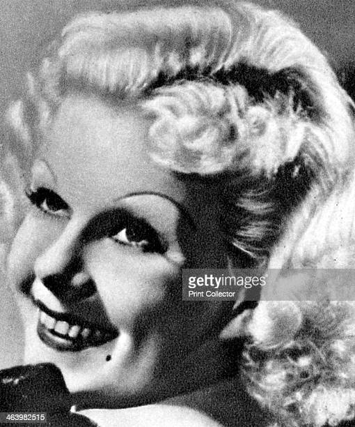 Jean Harlow American actress 19341935 Known as the Platinum Blonde Jean Harlow was one of Hollywood's biggest stars and foremost sex symbols of the...