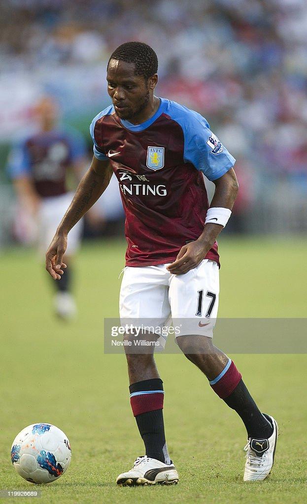 Aston Villa v Blackburn Rovers - Barclays Asia Trophy