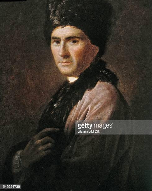 Jean Jacques Rousseau Jean Jacques Rousseau *2806171202071778 Writer philosopher France contemporary portrait 18th century