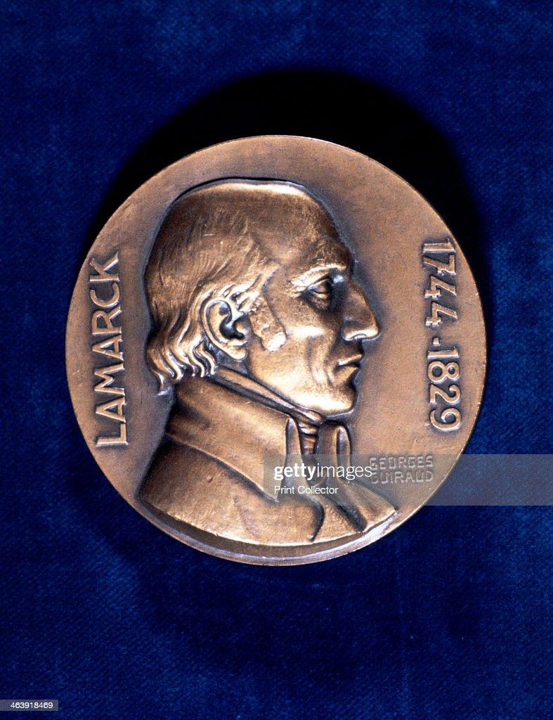 Jean Lamarck, French naturalist. : Foto jornalística