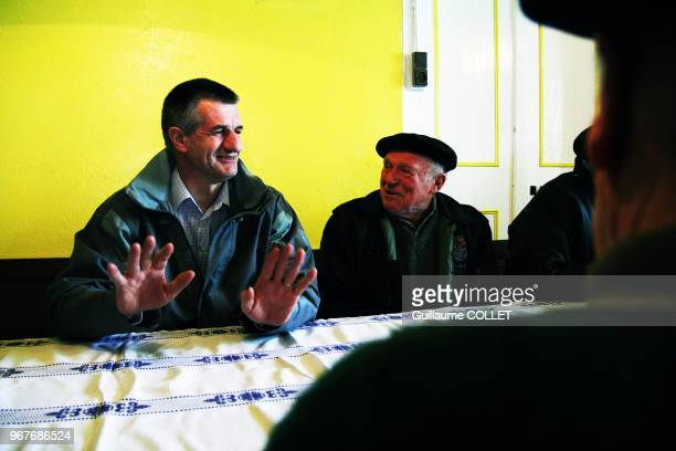 Jean Lassalle is deputy of the Pyrenees Atlantique and the second president of the MODEM When he stay on his village he listens everyone trying to...
