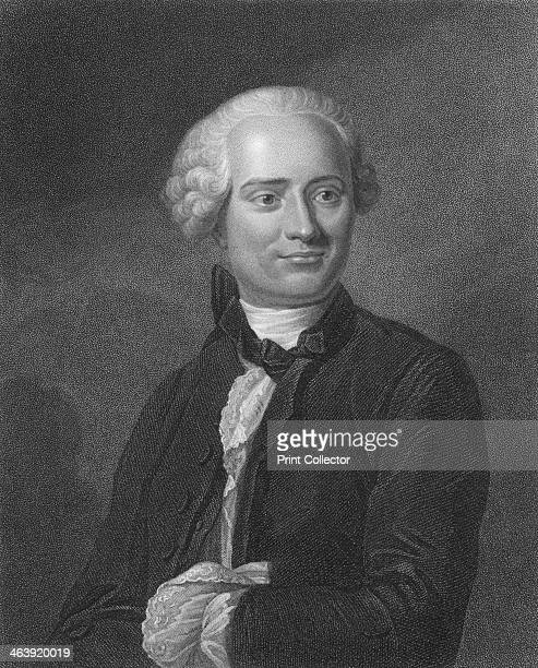 Jean le Rond d'Alembert 18th century French philosopher and mathematician 1834 D'Alembert collaborated with Denis Diderot on the Encyclopedie of...