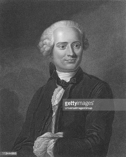 Jean le Rond D'Alembert French philosopher mathematician and encyclopedist Collaborated with Denis Diderot on the Encyclopedie of which he was...