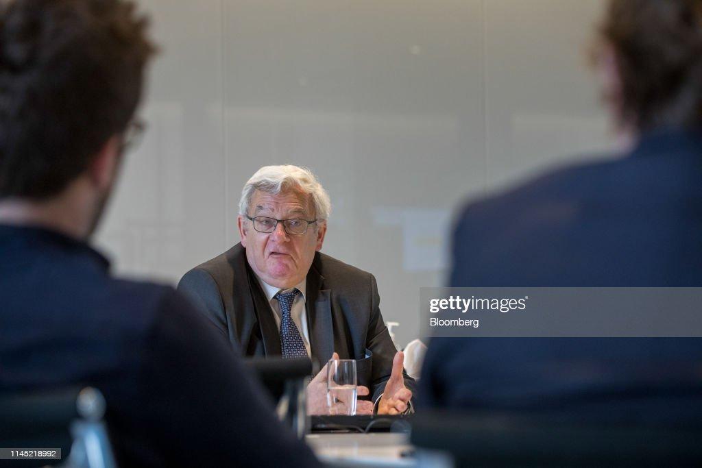 GBR: BNP Paribas SA Chairman Jean Lemierre Interview