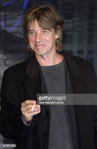 Jean Louis Aubert during 'Minority Report' Premiere Paris at UGC Bercy in Paris France