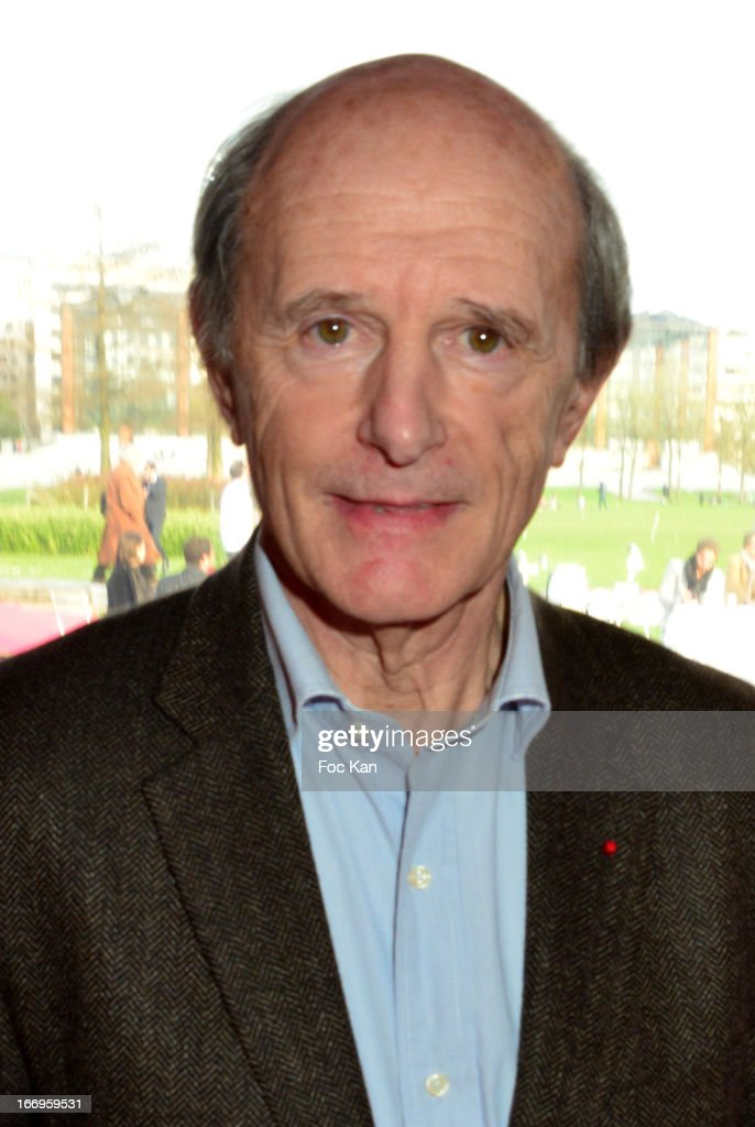 Jean Louis Etienne attends the Launch of the new Paris Observatory Atmospheric Generali Balloon, at the Parc Andre Citroen on April 18, 2013 in Paris, France.