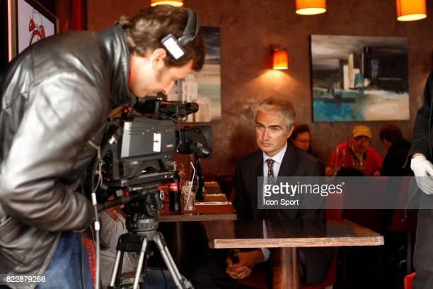 Jean Louis VALENTIN Reunion de la Comission de Discipline de la FFF pour statuer des cas de Franck RIBERY / Patrice EVRA / Jeremy TOULALAN / Eric...
