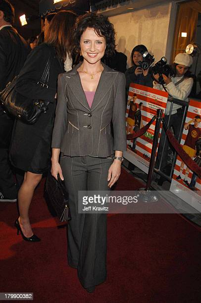 Jean Louisa Kelly at the premiere of Fox Searchlight's Juno at the Village Theater on December 3 2007 in Westwood California