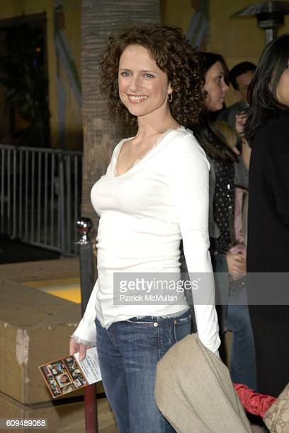 Jean Louisa Kelly attends Catch and Release World Premiere at Egyptian Theatre on January 22 2007 in Hollywood CA