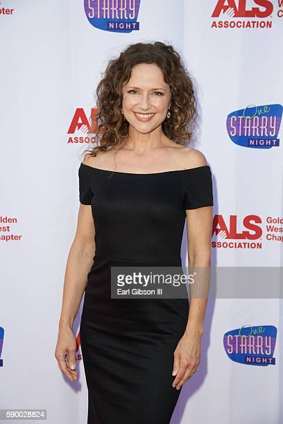 Jean Louisa Kelly attends the 3rd Annual ONE STARRY NIGHT A Special Performance Dedicated To Conquering ALS at Pasadena Playhouse on August 15 2016...