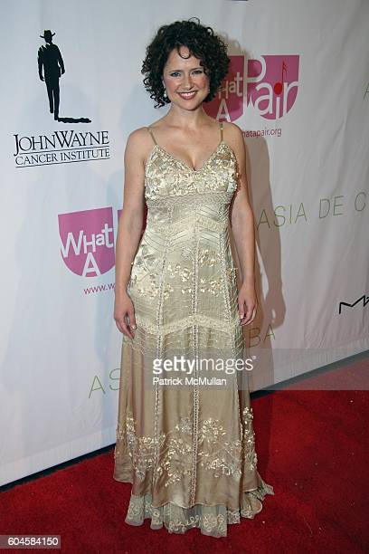 Jean Louisa Kelly attends What A Pair 4 Arrivals at Wiltern/LG Theatre on June 11 2006 in Los Angeles CA