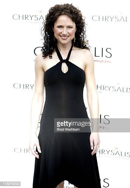 Jean Louisa Kelly during Chrysalis' Fourth Annual Butterfly Ball at Private Residence in Bel Air California United States