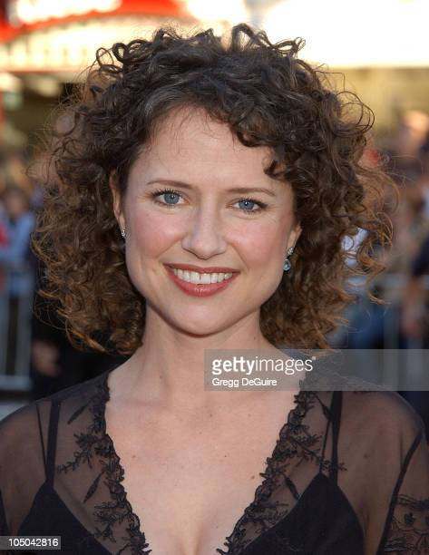 Jean Louisa Kelly during Premiere of DareDevil Los Angeles at Mann Village Theatre in Westwood California United States