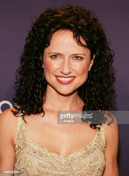 Jean Louisa Kelly during The Alzheimer's Association's 13th Annual A Night At Sardi's Celebrity Fundraiser Arrivals at The Beverly Hilton in Beverly...