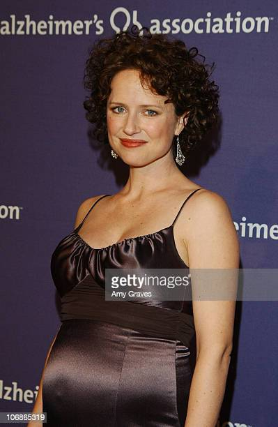 Jean Louisa Kelly during The Alzheimer's Association's 14th Annual A Night at Sardi's Celebrity Fundraiser and Awards Dinner at Beverly Hilton Hotel...