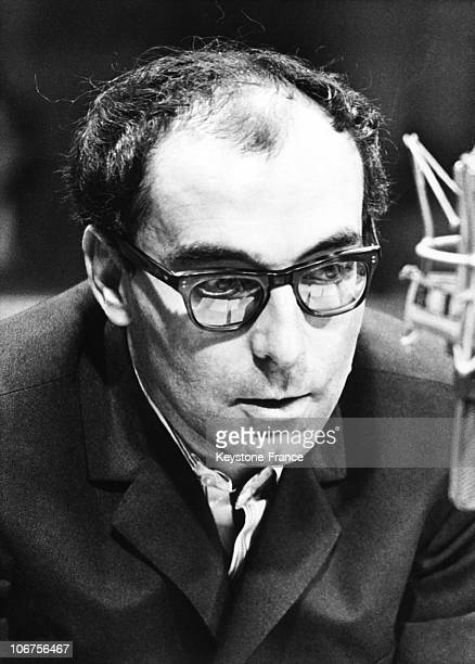 Jean Luc Godard At Radio Luxembourg September 1967